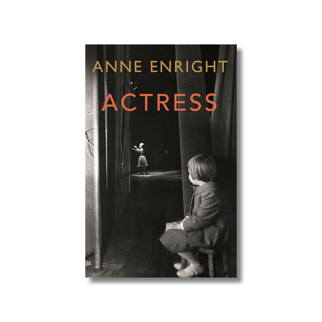 Cover of Anne Enright's Actress.