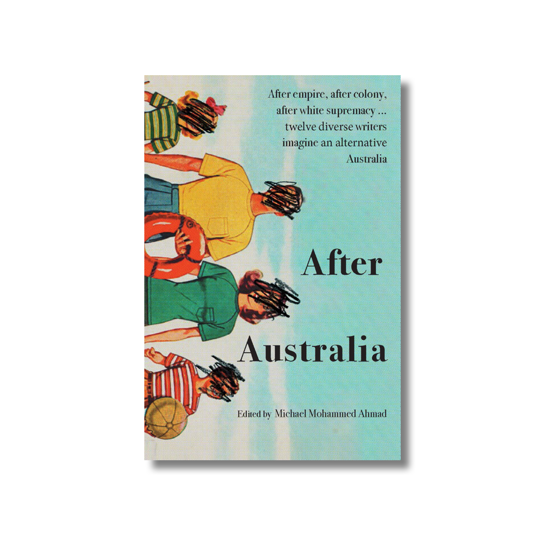 The cover of After Australia.