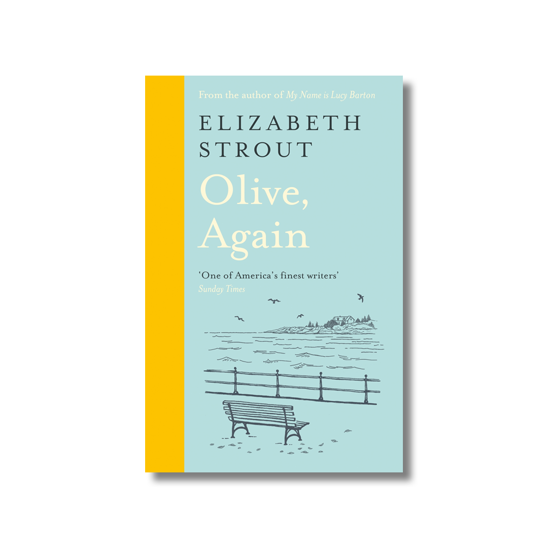 Cover of Elizabeth Strout's Olive, Again.