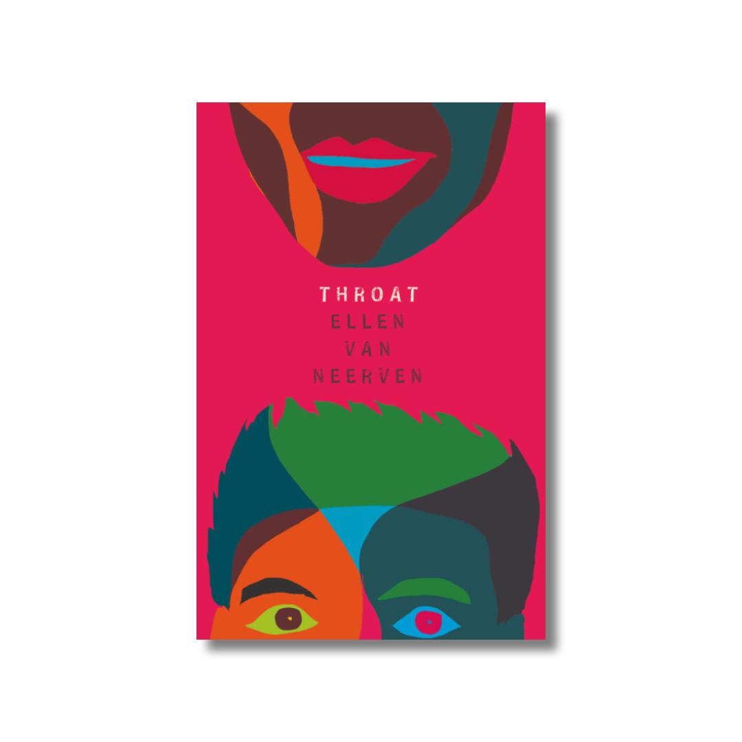 Cover of Ellen van Neerven's Throat.