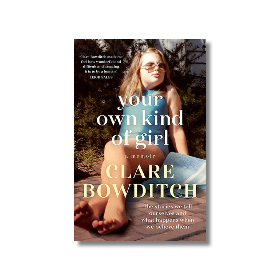 Cover of Clare Bowditch's Your Own Kind of Girl.