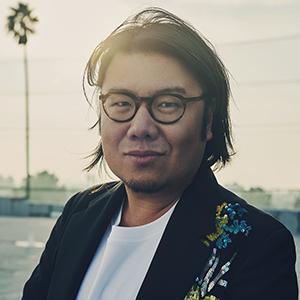 Portrait of Kevin Kwan.