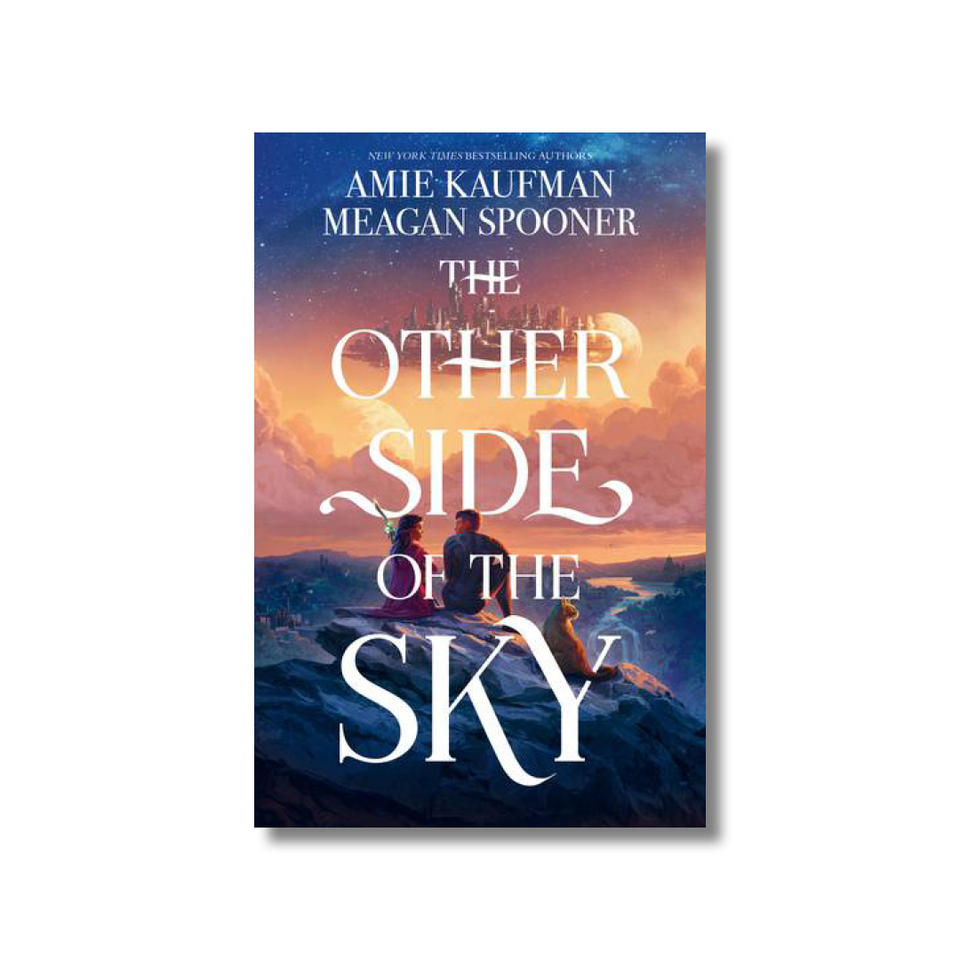 Front cover of Amie Kaufman's The Other Side of the Sky.