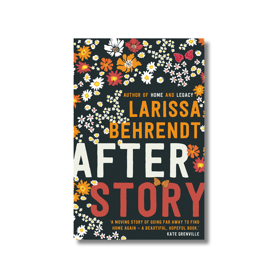 Cover of Larissa Behrendt's After Story