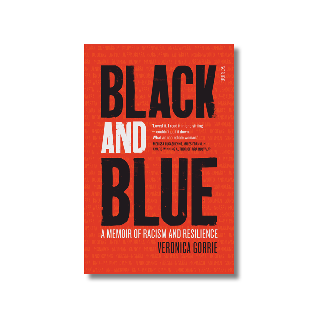 Cover of Veronica Gorrie's Black and Blue