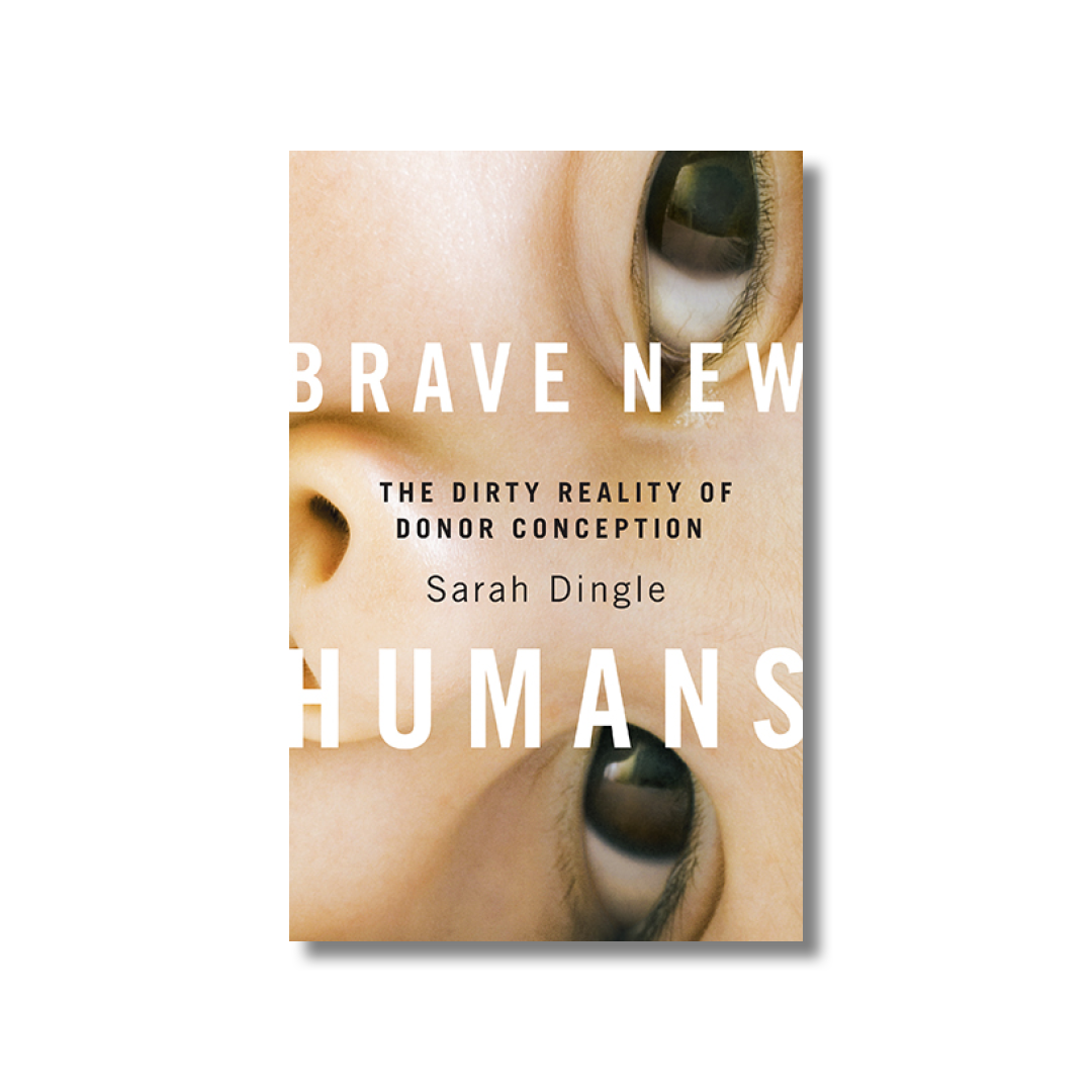 Cover of Sarah Dingle's Brave New Humans