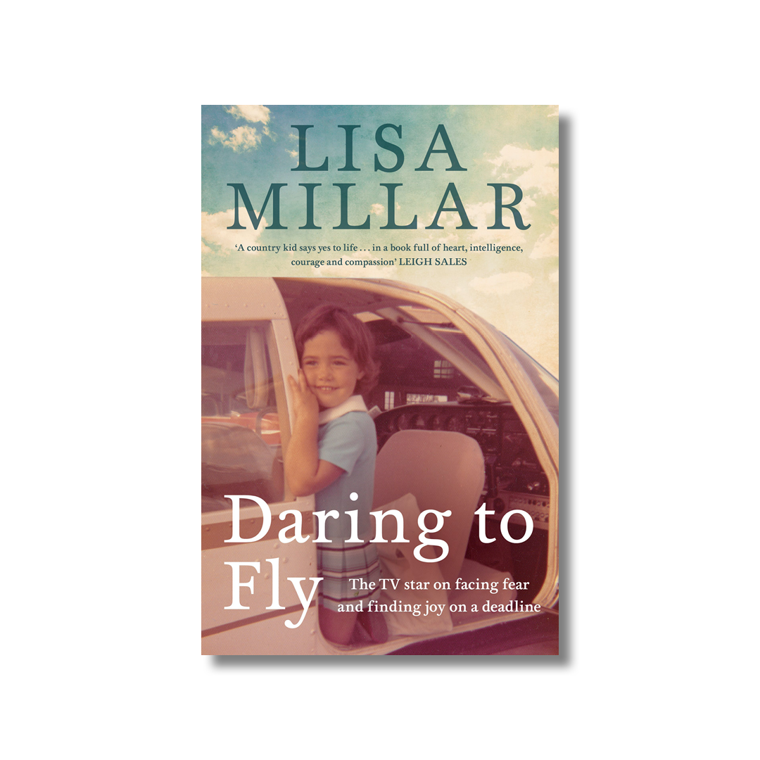 Cover of Lisa Millar's Daring to Fly