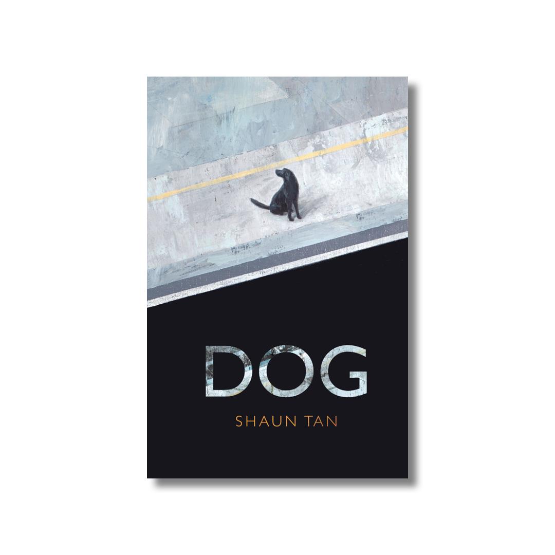 Cover of Shaun Tan's Dog