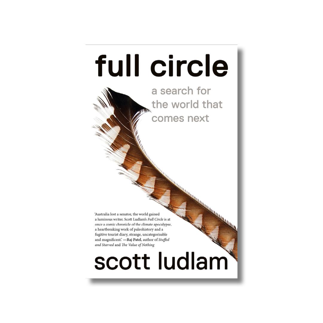 Cover of Scott Ludlam's Full Circle
