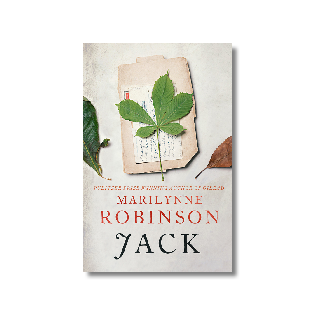 Cover of Marilynne Robinson's Jack
