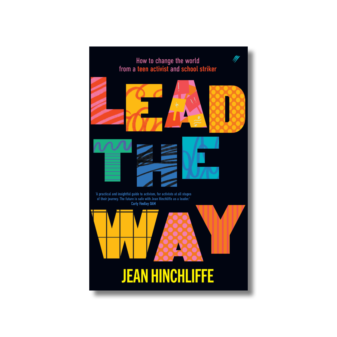 Cover of Jean Hinchliffe's Lead the Way
