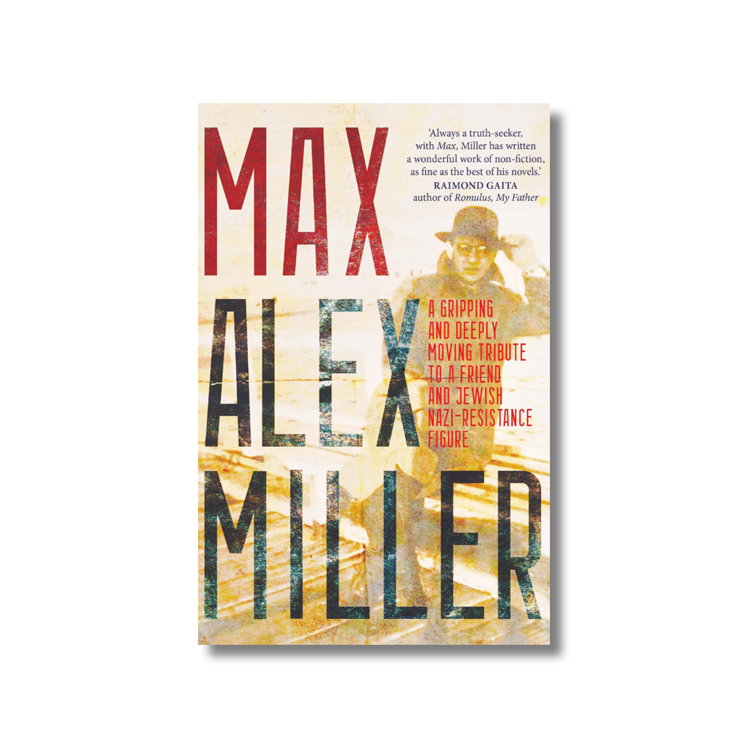 Cover of Alex Miller's Max