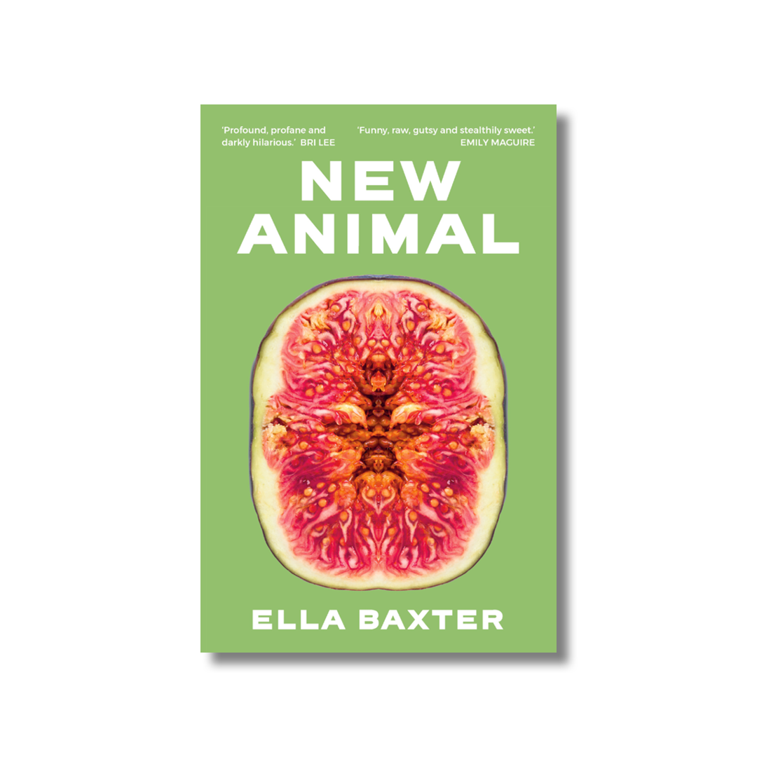 Cover of Ella Baxter's New Animal