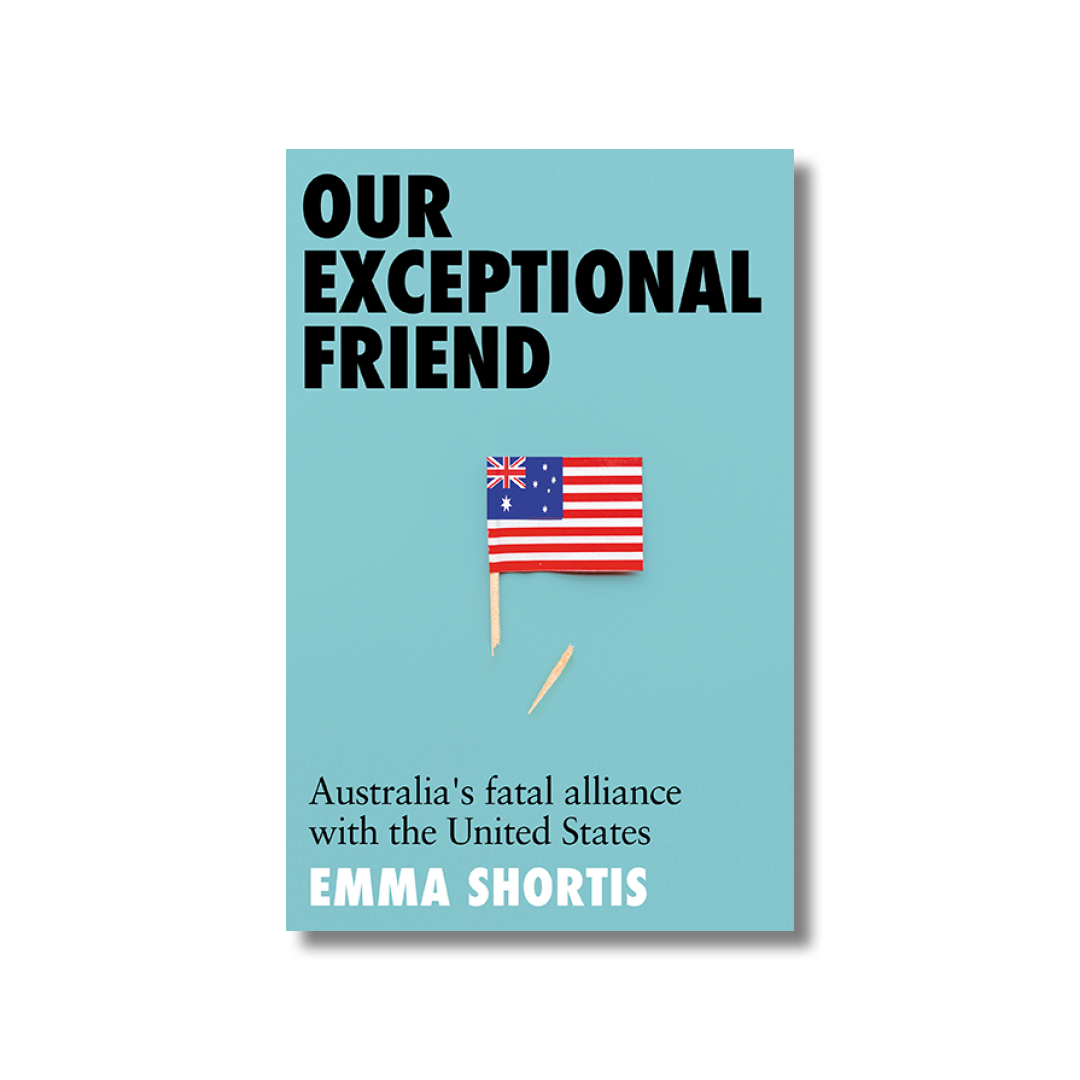 Cover of Emma Shortis' Our Exceptional Friend