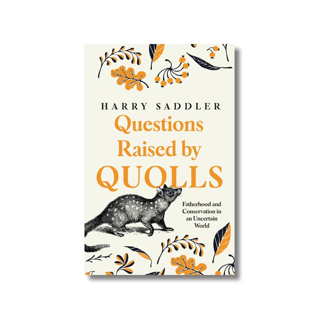 Cover of Harry Saddler's Questions Raised by Quolls