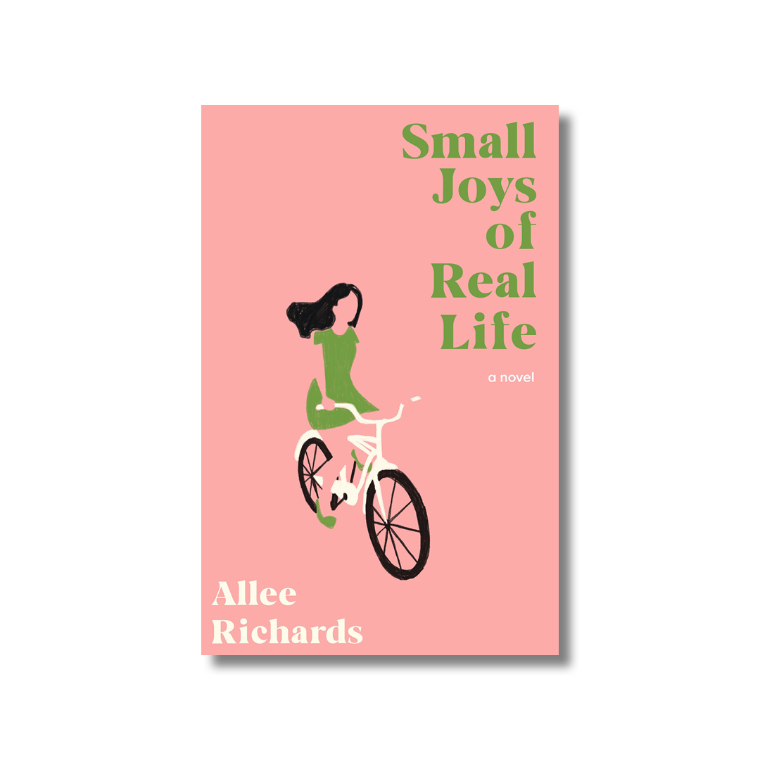 Cover of Allee Richards' Small Joys of Real Life