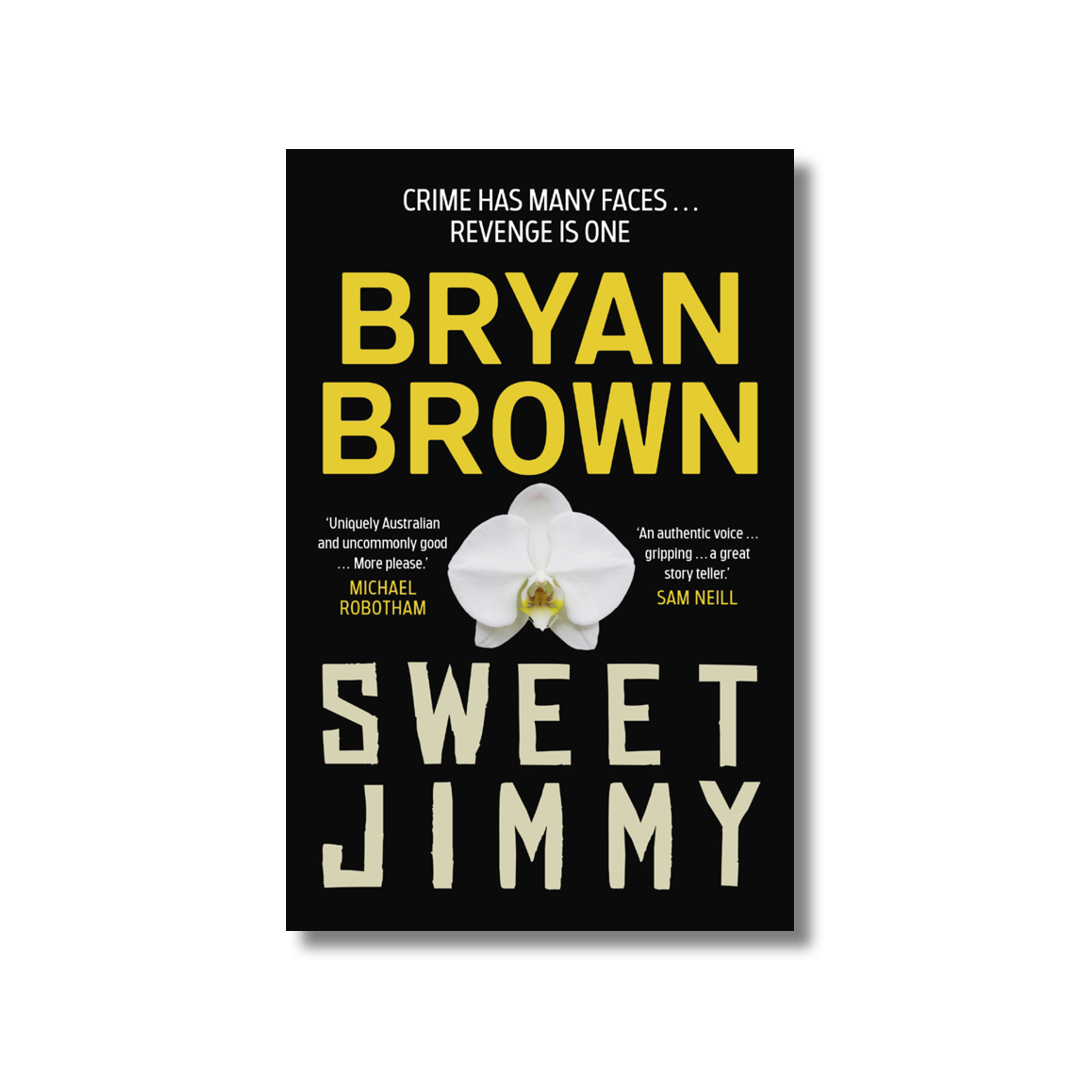 Cover of Bryan Brown's Sweet Jimmy