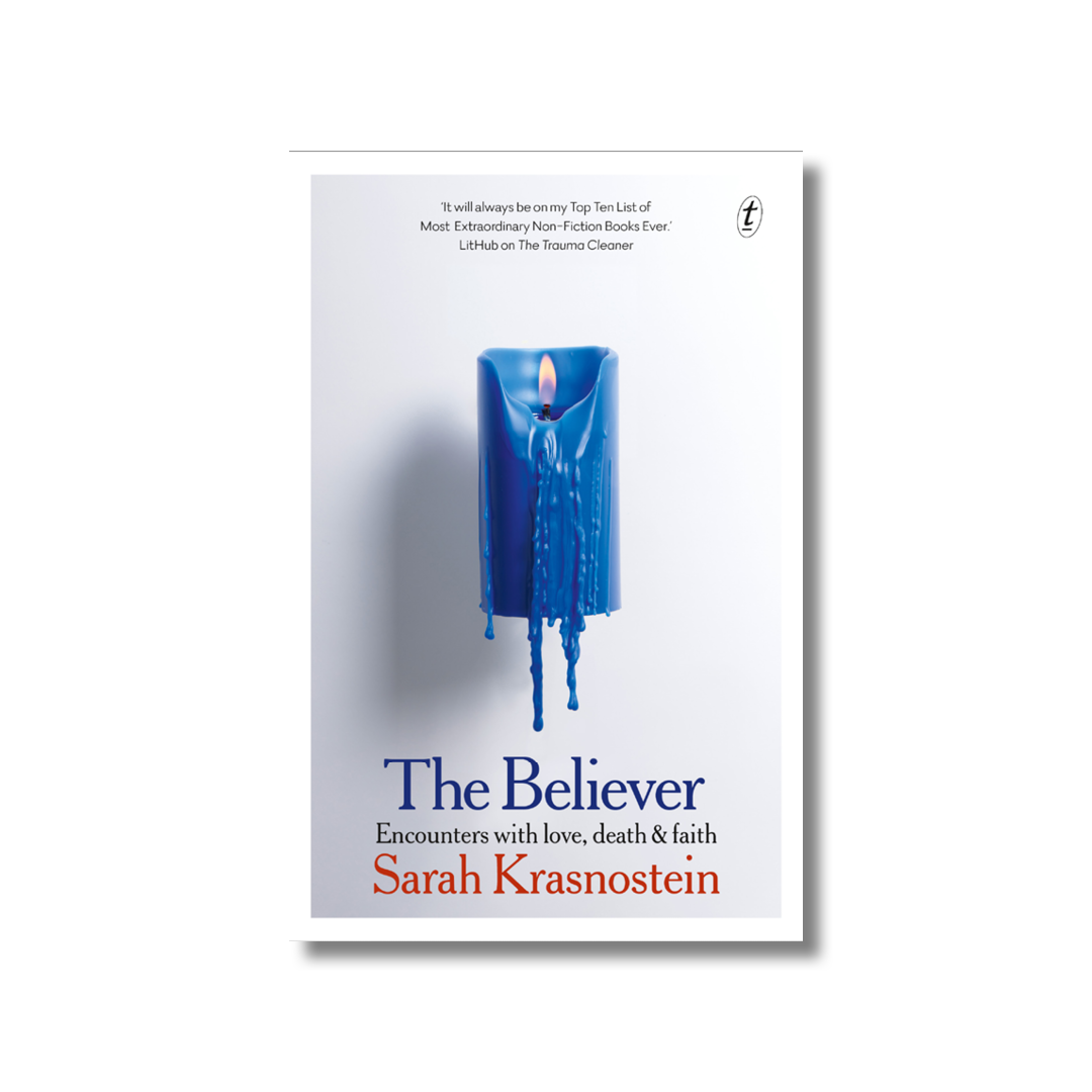 Cover of Sarah Krasnostein's The Believer