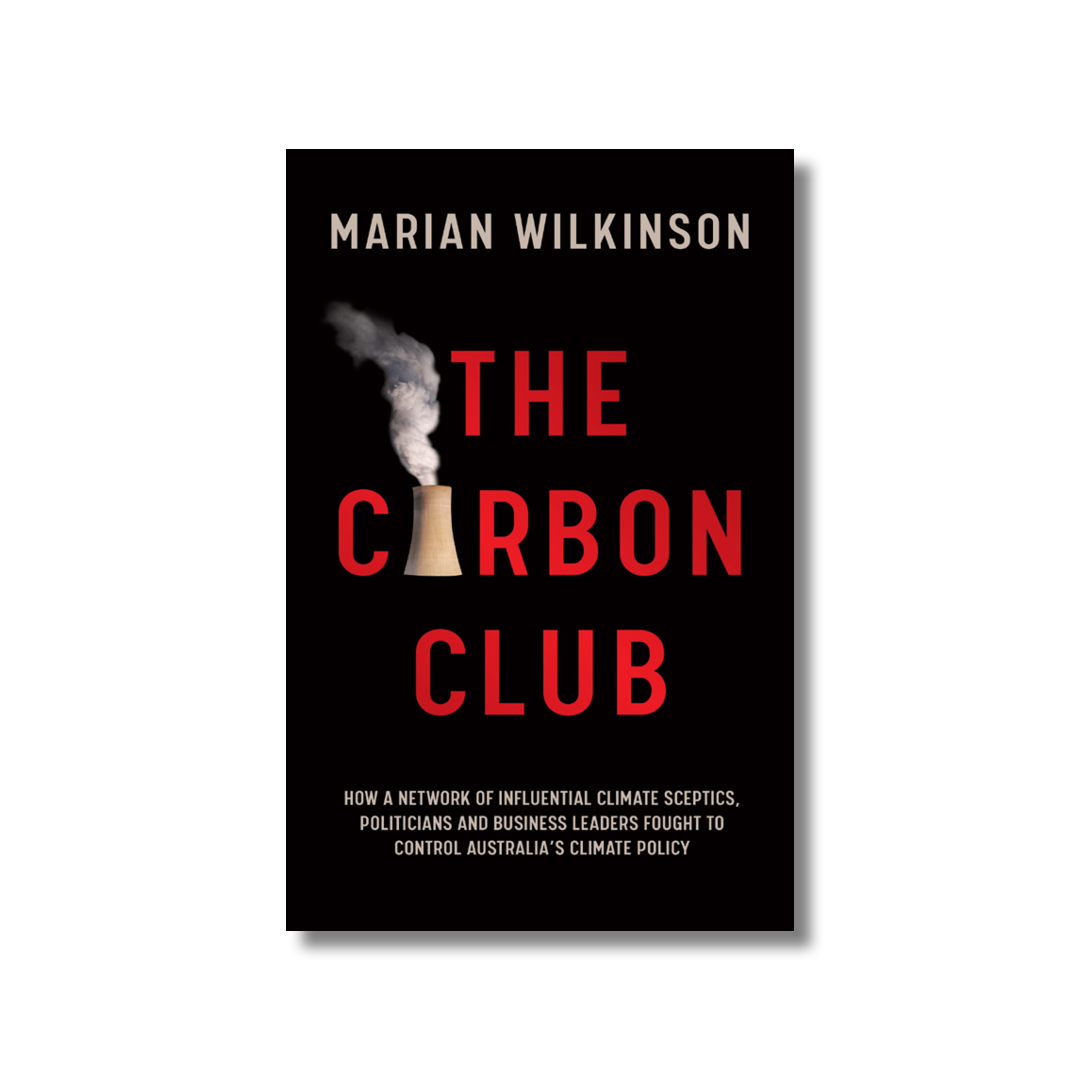 Cover of Marian Wilkinson's The Carbon Club