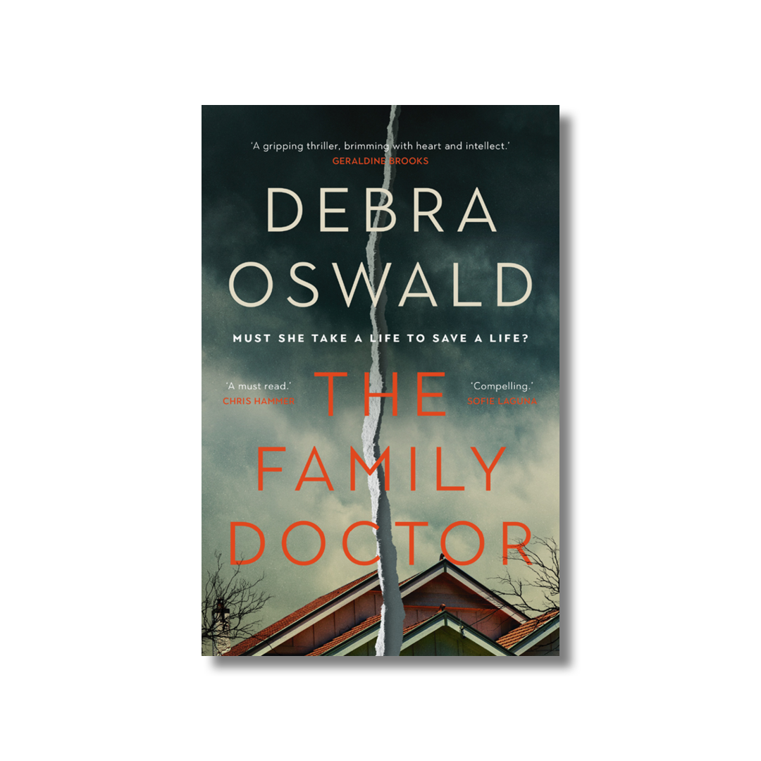 Cover of Debra Oswald's The Family Doctor