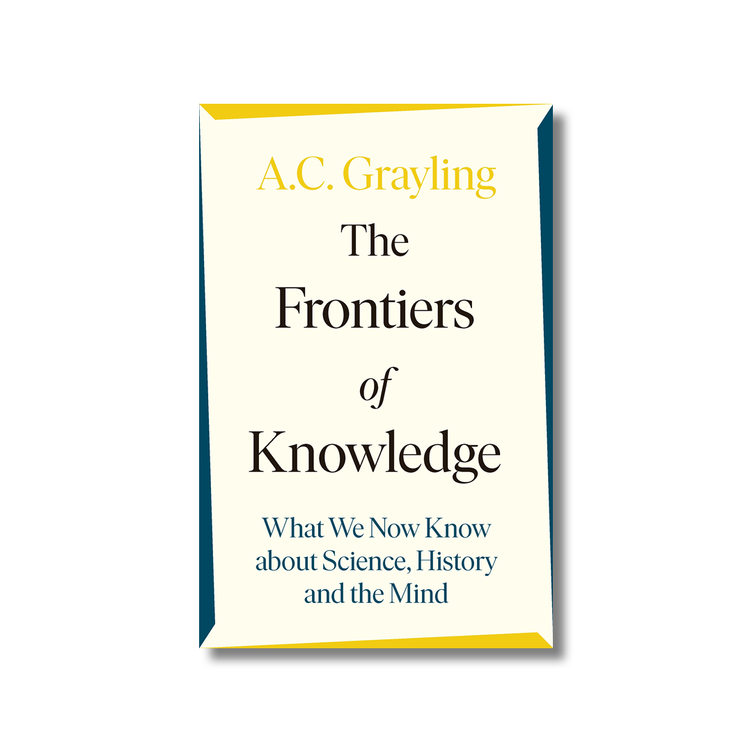 Cover of A.C. Grayling's The Frontiers of Knowledge
