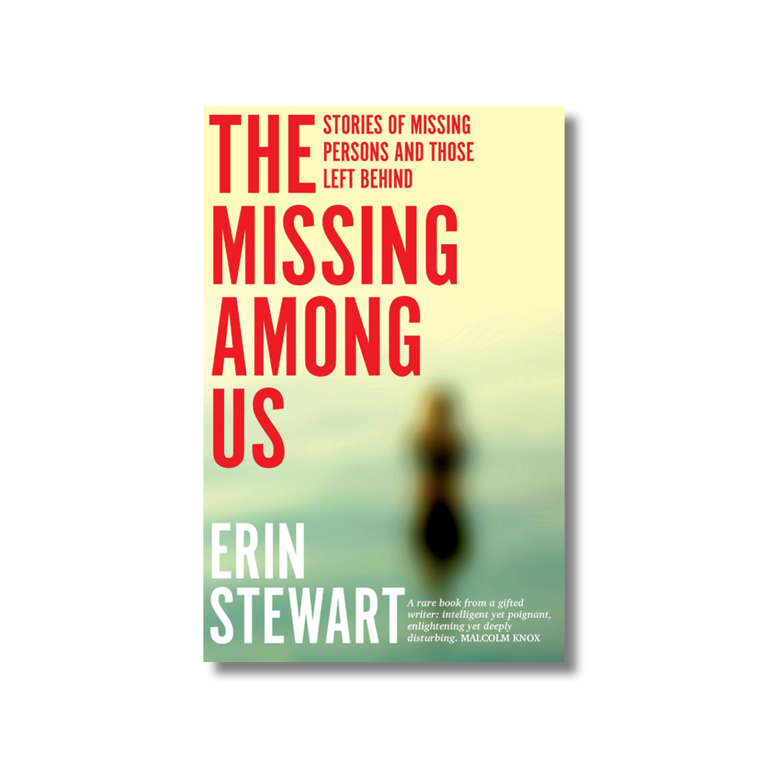 Cover of Erin Stewart's The Missing Among Us