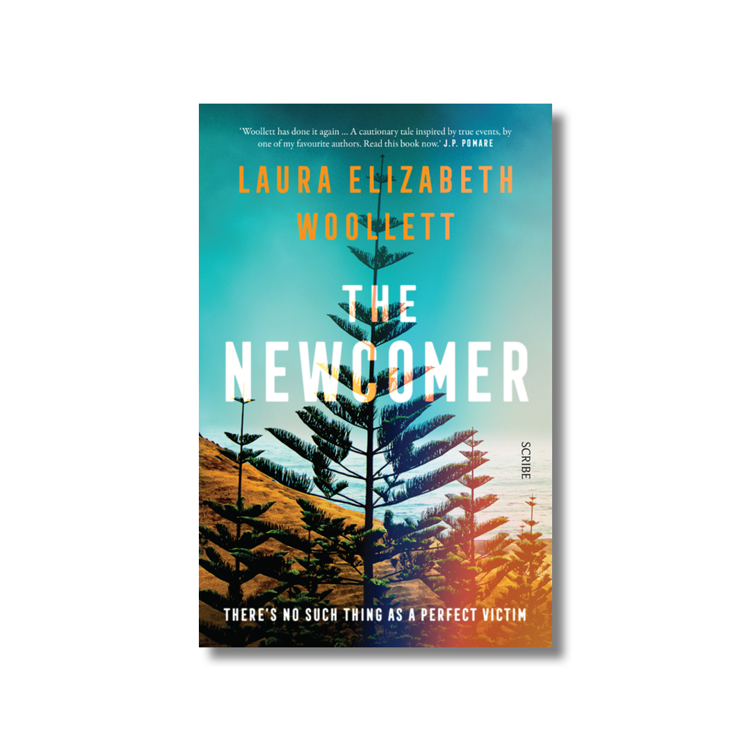 Cover of Laura Elizabeth Woollett's The Newcomer