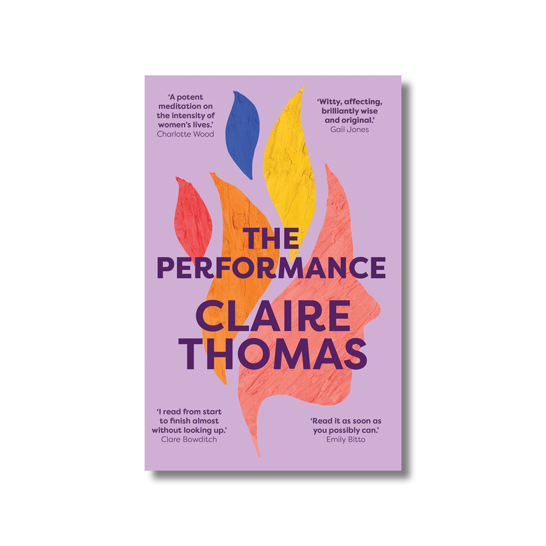 Cover of Claire Thomas' The Performance