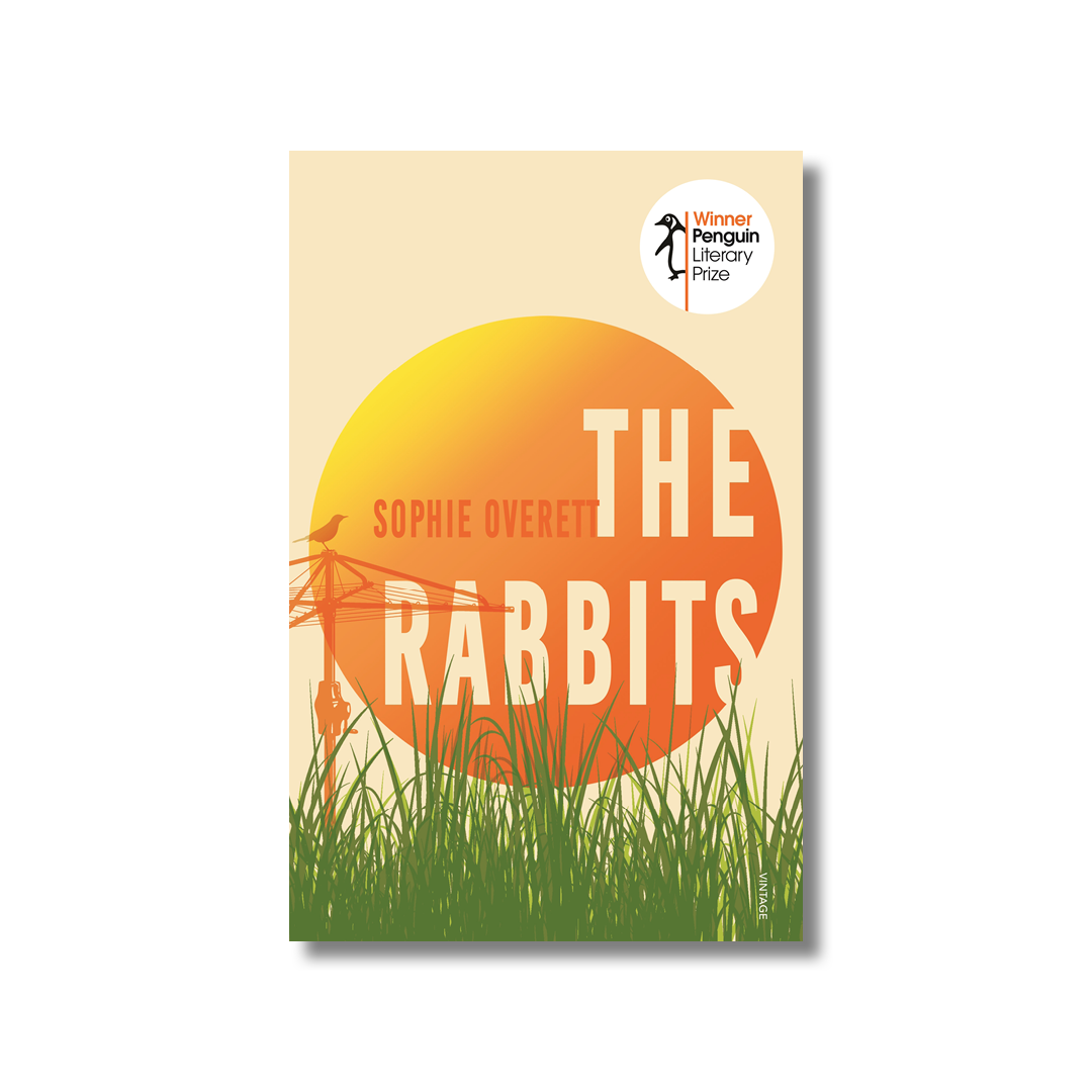 Cover of Sophie Overett's The Rabbits