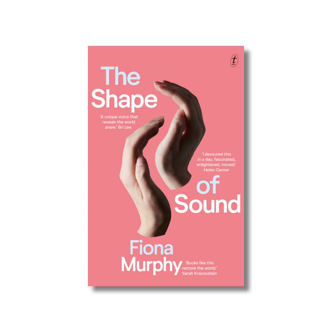 Cover of Fiona Muphy's The Shape of Sound